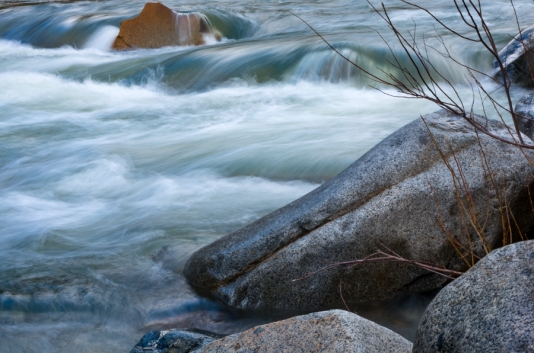 Purdon, South Yuba River. Nevada County, CA
